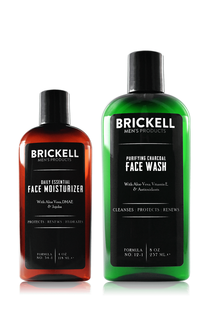 Men's Daily Essential Face Care Routine II