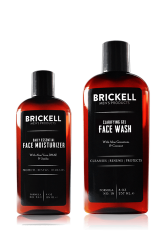 Men's Daily Essential Face Care Routine I