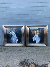 Lion King & Queen in Chrome