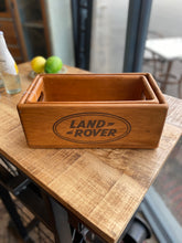 Set of 2 Land Rover Boxes