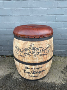 Moët Barrel Stool