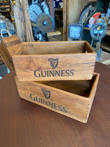 Set of 2 Guinness Boxes
