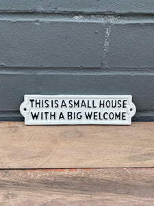 Small House with a Big Welcome
