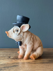 Pig with Monocle🐷