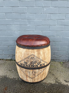 Hendricks Barrel Stool