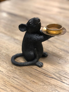 Black and Gold Mouse