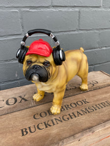 Bulldog Money Box