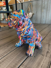 Multi Coloured Bulldog