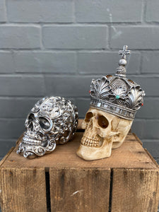 Skull with Crown 👑