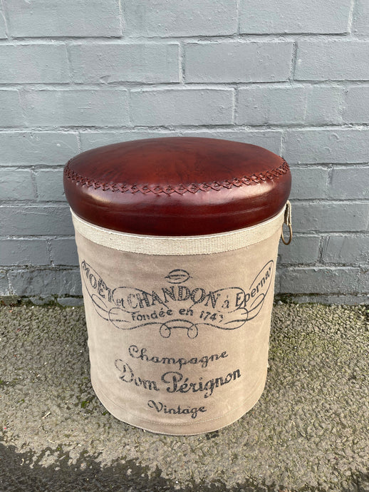 Moët Canvas Stool