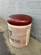 Guinness Canvas Stool
