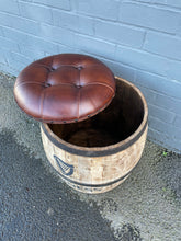 Guinness Barrel Stool