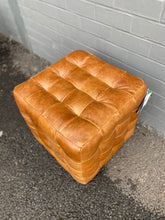 Cerato Leather Patchwork Cube