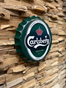 Bottle Top Sign