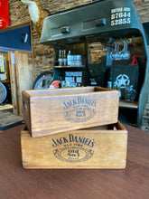 Set of 2 Jack Daniels Boxes