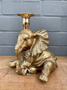 Elephant Candle Holder 🐘