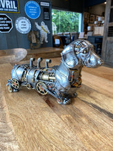 Steampunk Sausage Dog🐶
