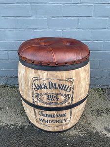 Jack Daniels Barrel Stool