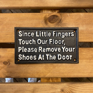 Little Fingers Sign
