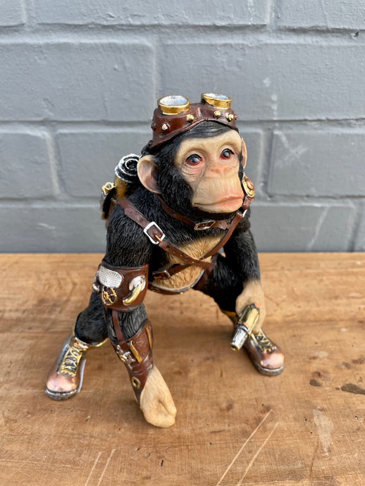 Steampunk Monkey