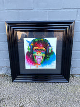 DJ Monkey Wall Art