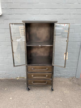 Industrial Cabinet on Wheels