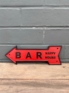 Bar Arrow