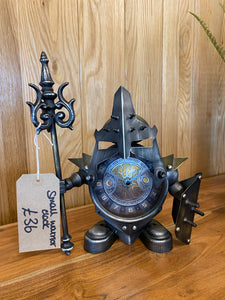 Warrior Clock