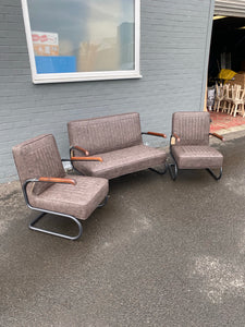 Retro Car Bench