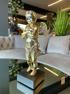 'Too Cool' Cherub Gold