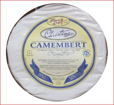 Camembert Christina (Ontario)