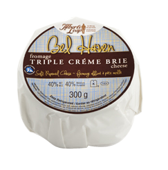 Bel Haven Triple Cream Brie (Ontario)