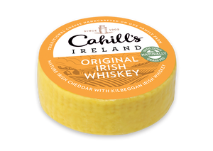 Irish Whiskey Cheddar (Ireland)