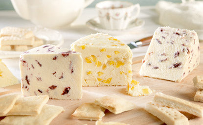 White Stilton with Fruit (England)
