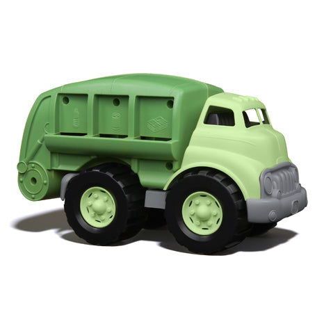 Masina de salubrizare - Green Toys - Learning Resources