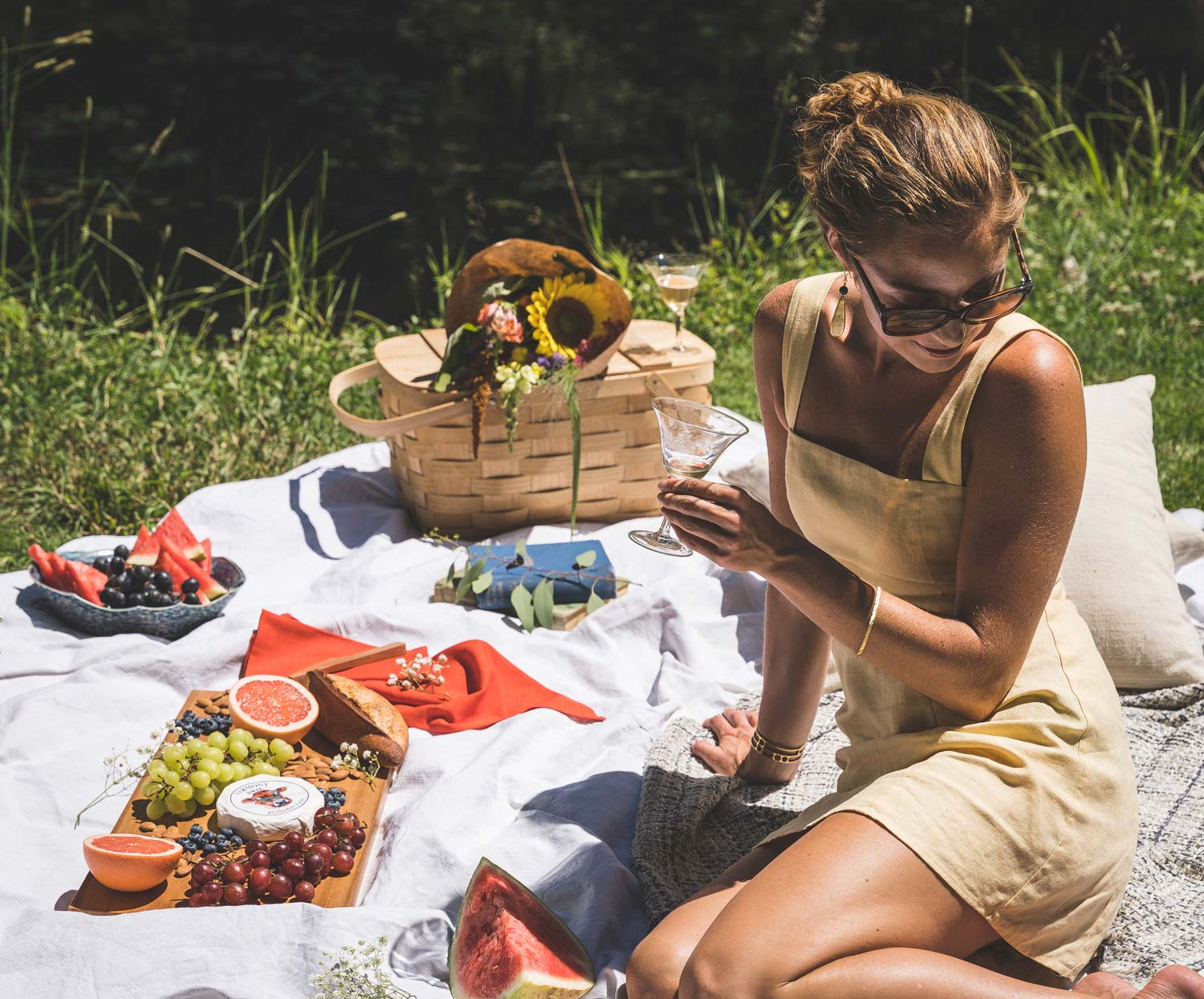 Vintage Picnic Essentials