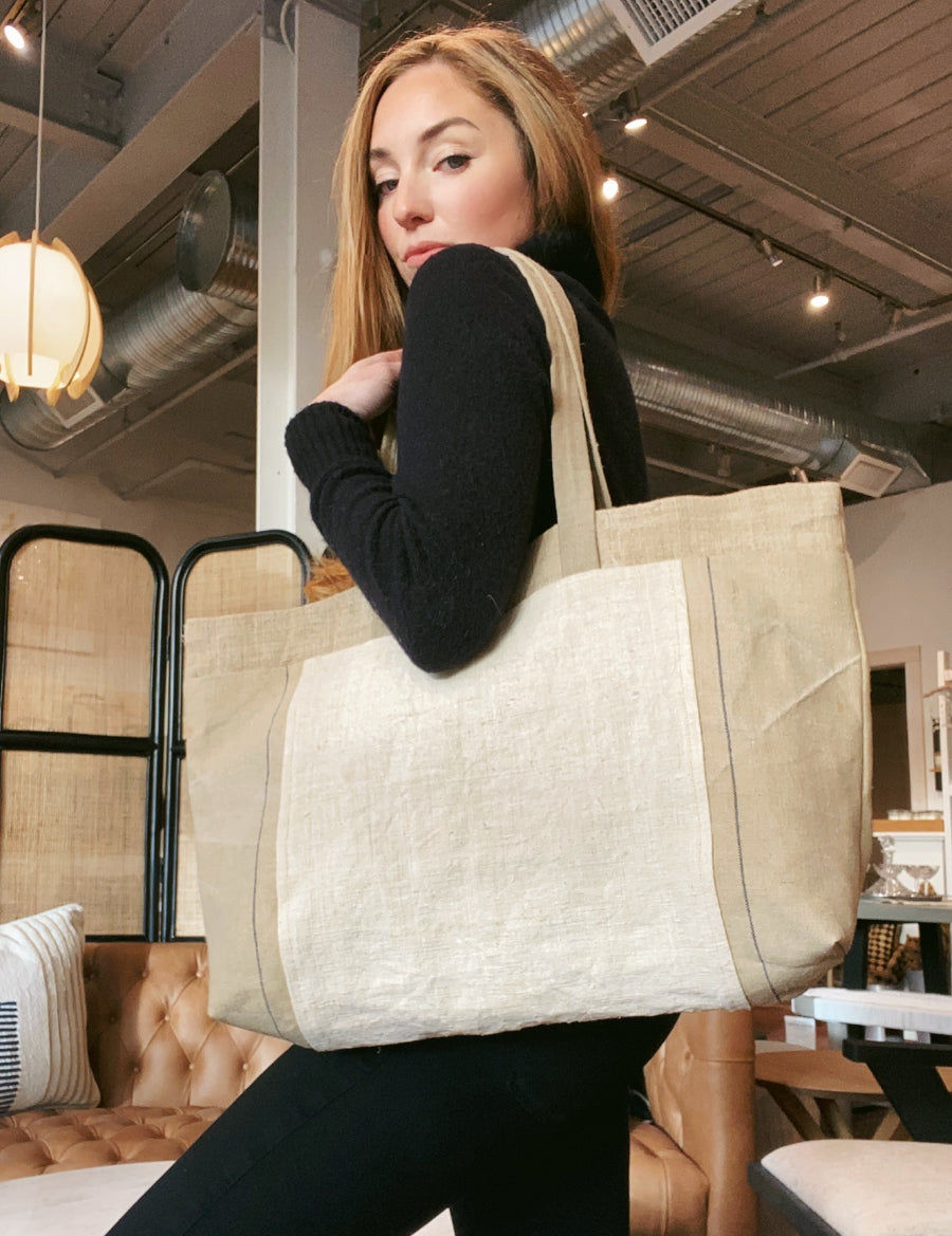 The Provence Market Tote