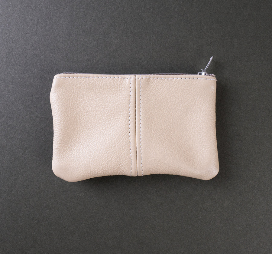 The Pouch - Cream Colored - Medium