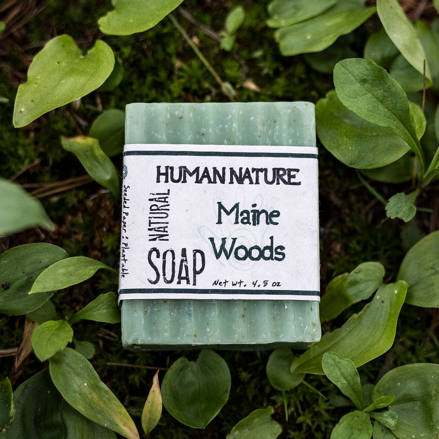Essential Oil Natural Soaps