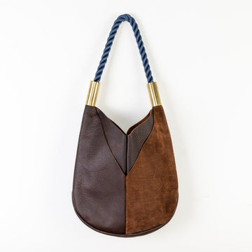 Wildwood Oyster Co. Leather Tote