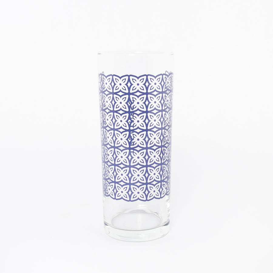 greatness glass in purple - glassware - home goods