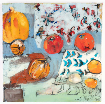 Erin McGee Ferrell - 'Glossy Apples & Oranges'