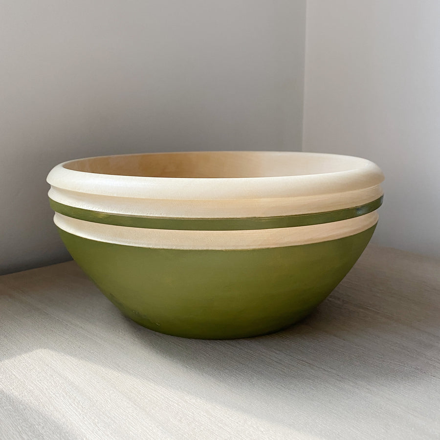 Green Maple Bowl