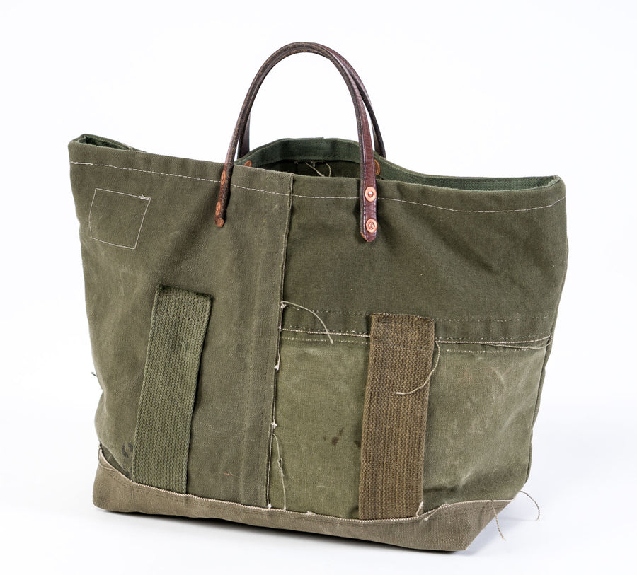 Rambler Bags - A Vintage Canvas Hand Carry Bag