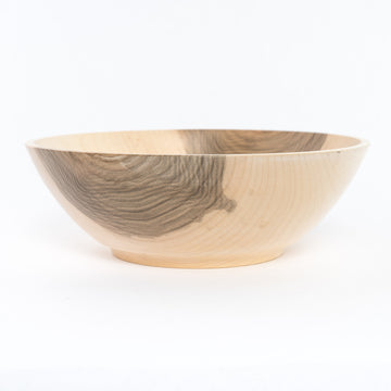 handmade maplewood bowl