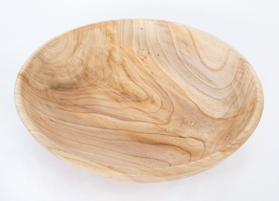 Butternut Wood Bowl