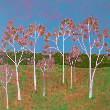 Marcia Crumley - 'Birch Grove'