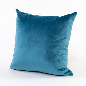 Blue Velvet Pillow Collection