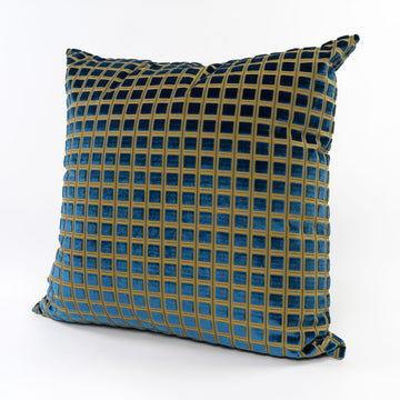 Velvet Squares Pillow Collection