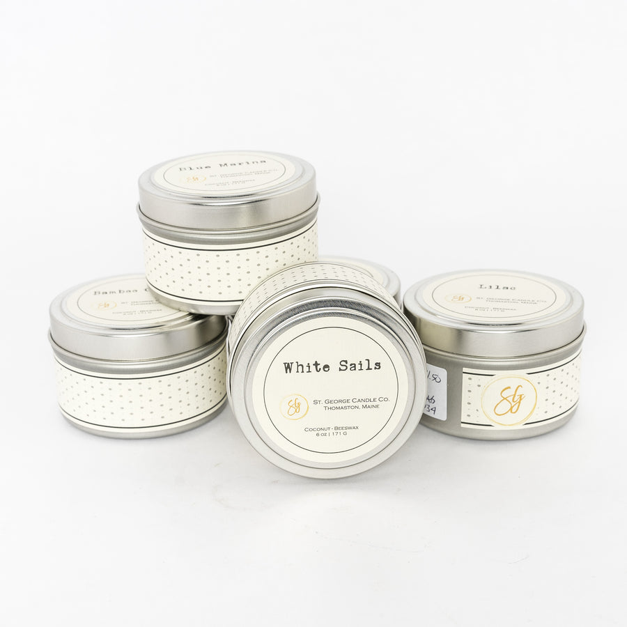 Maine Scents 6oz Candle